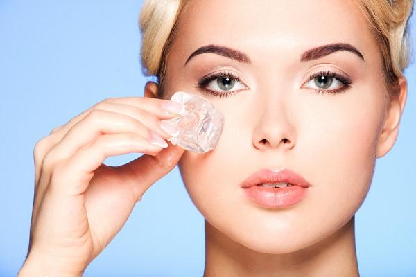 Tạo đá để dưỡng da