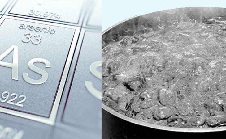 Đun nước nhiều lần sẽ làm thay đổi cấu trúc hóa học, tạo thành các độc tố trong nước
